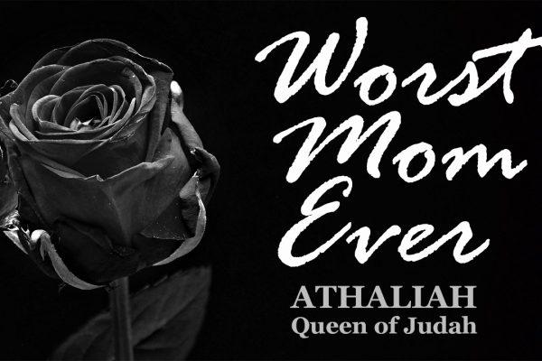 athaliah 16-9