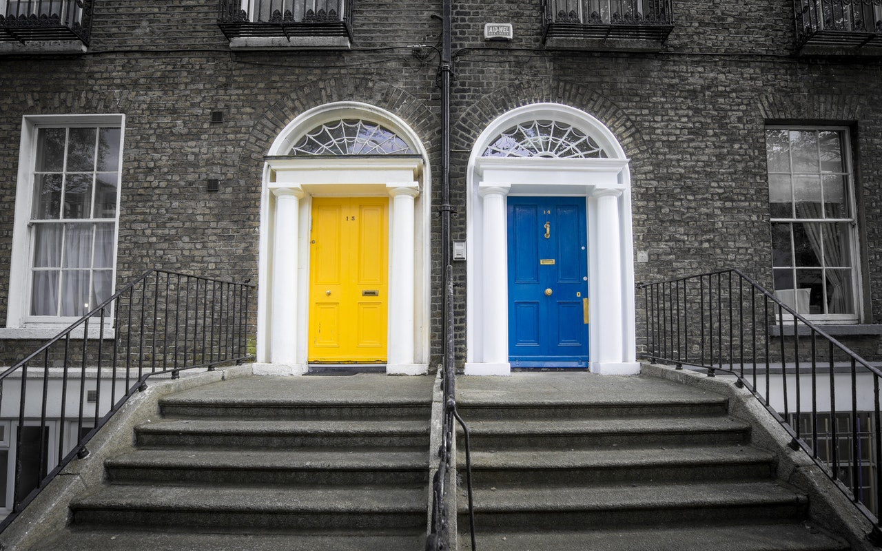 doors color